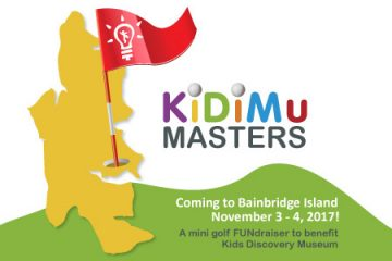 KIDIMU MASTERS – Mini Golf FUNdraiser