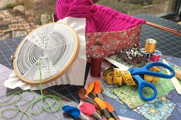 Community Craft-In at BIMA